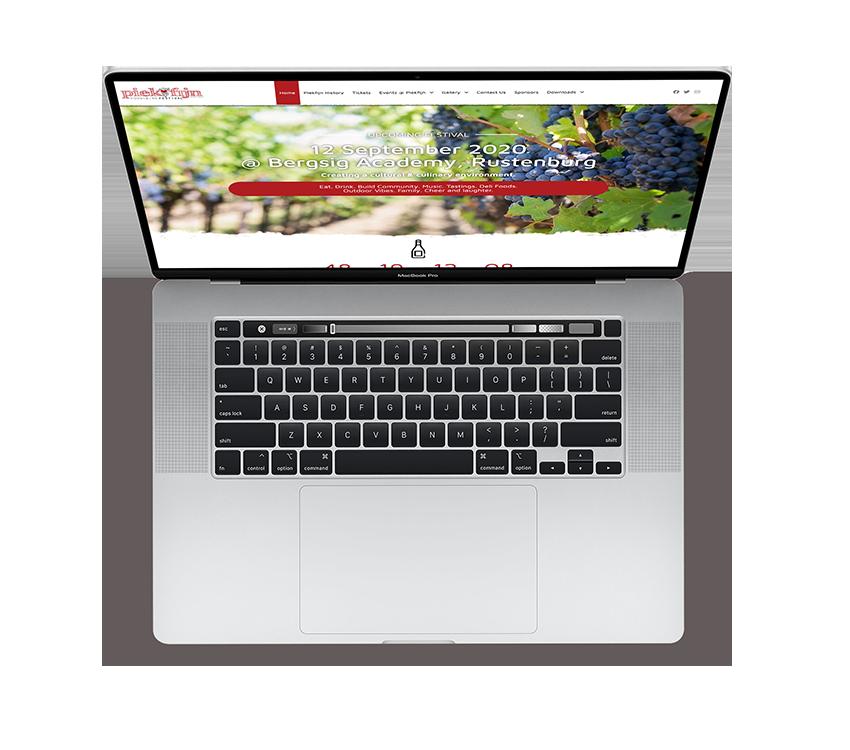 Piekfijn-Website