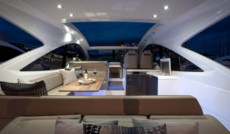 FAIRLINE TARGA 48 OPEN full