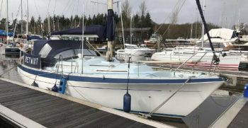 1978 Moody 33 MK1 for sale