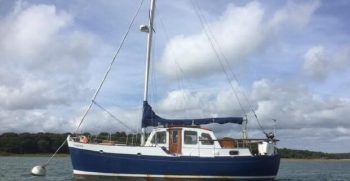 1966 SPEY 35 MK II boat for sale