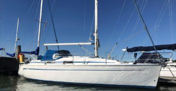 buy a Bavaria 21 sailing boat