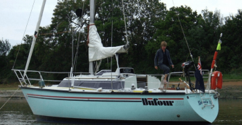 1982 Dufour 2800 CS Boat For Sale