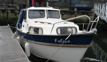 1996 Hardy Pilot SE Boat For Sale