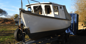 2005 Plymouth Pilot 21 Boat For Sale