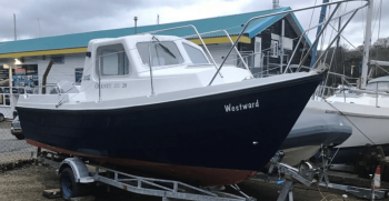 2004 Orkney Pilothouse 20 Boat For Sale