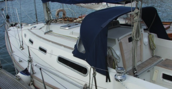 1985 Sadler 34 Boat For Sale