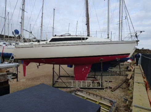 1984 Jeanneau Arcadia Boat For Sale