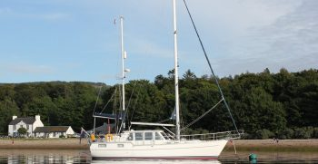 2005 Nauticat 38 Yacht For Sale