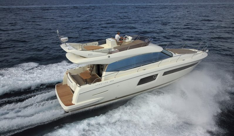 2019 Prestige 500 Flybridge Boat For Sale