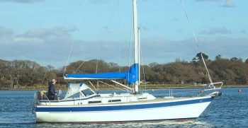 1990 Hallberg Rassy 312 MkII For Sale