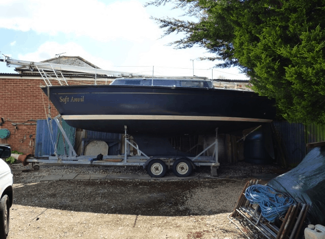 1978 Dufour 2800 Boat For Sale