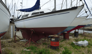 1974 Hurley 27 Boat For Sale