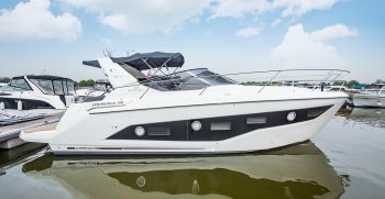 Used Cranchi Z 35 boat for sale