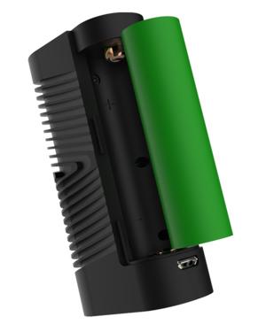 batería removible vaporizador vivant