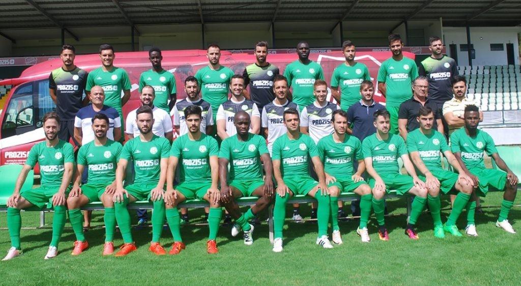 FUTEBOLCPP. Vilaverdense FC começa o sonho da subida em Mafra