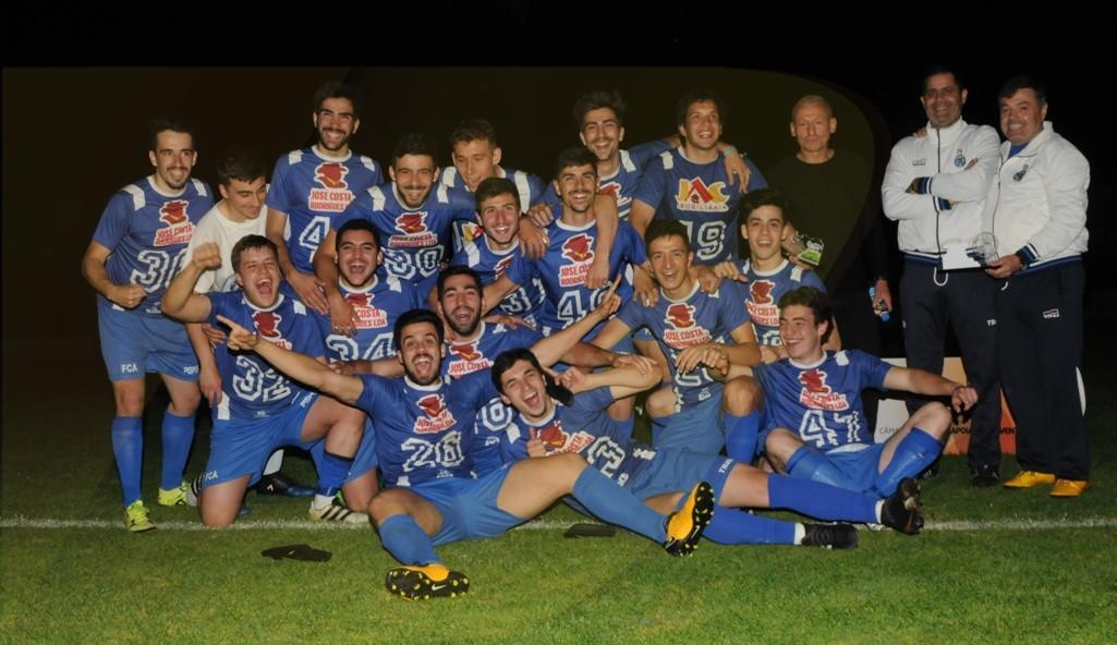 FC Amares B é o novo campeão do Santo António Cup