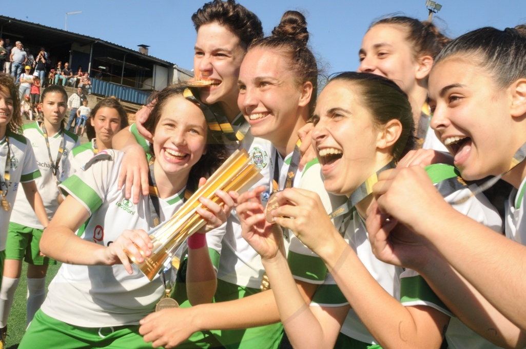 Vila conquista a Taça Nacional de Juniores