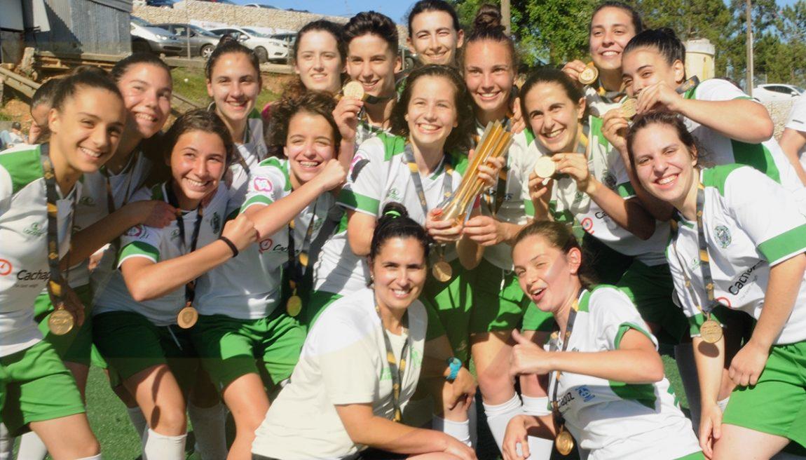 Vilaverdense. Captações para a equipa feminina