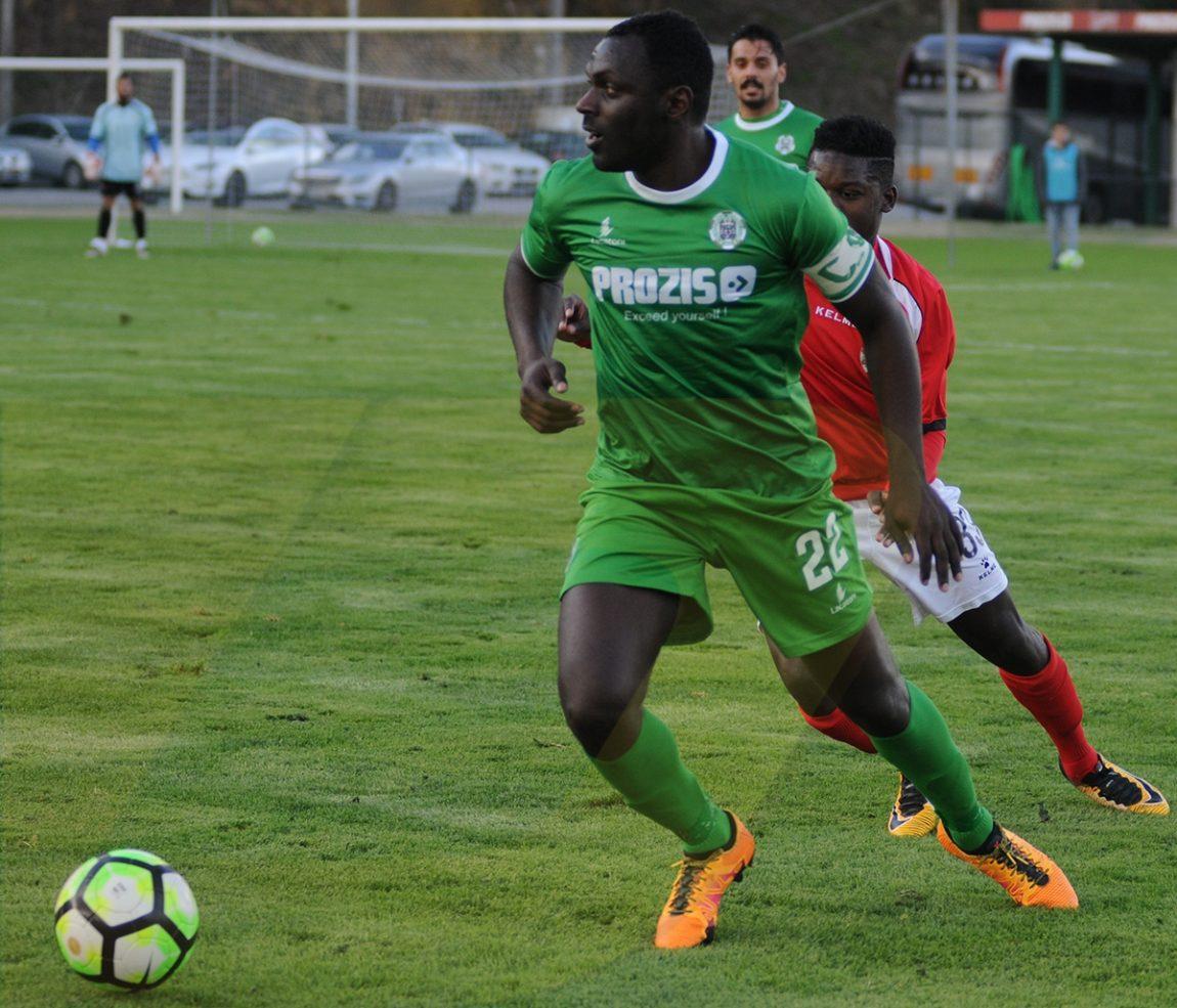 Nené continua no Vilaverdense FC