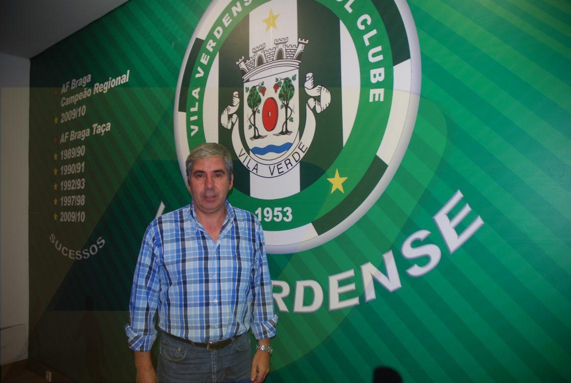 Monarca vai assumir a presidência do Vilaverdense FC