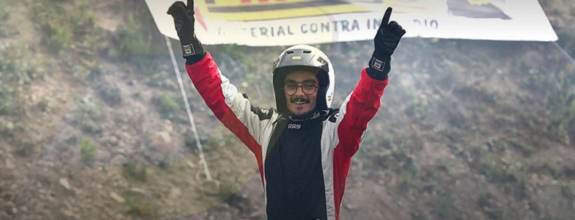 Diogo Correia venceu prova de Drif