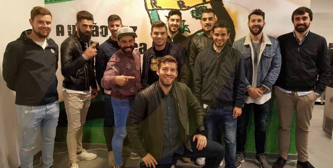 Ribeira do Neiva renova com 11 jogadores