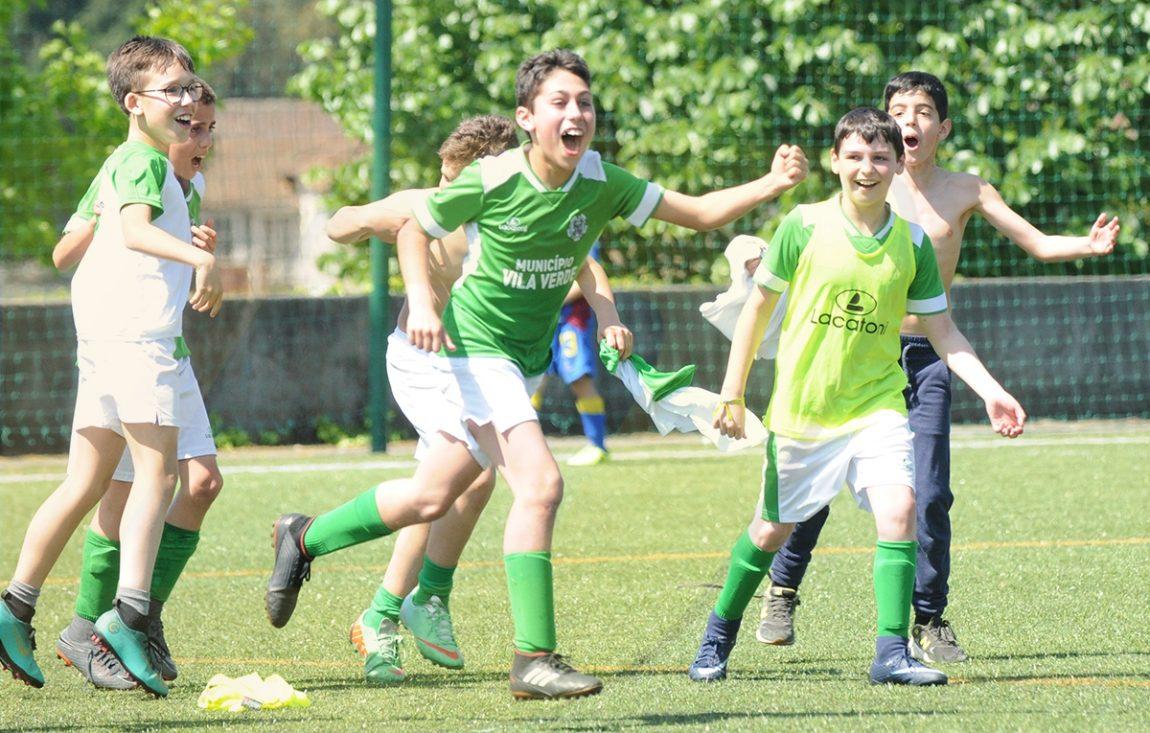Captações no Vilaverdense FC