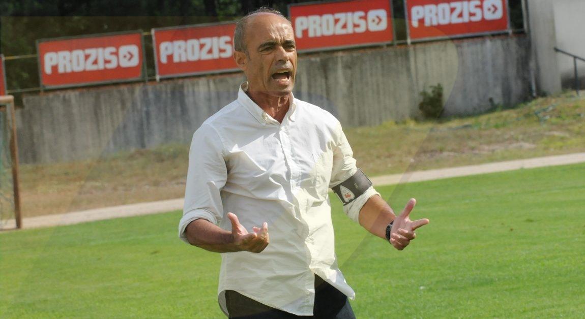 António Carvalho deixou comando técnico do CC Taipas