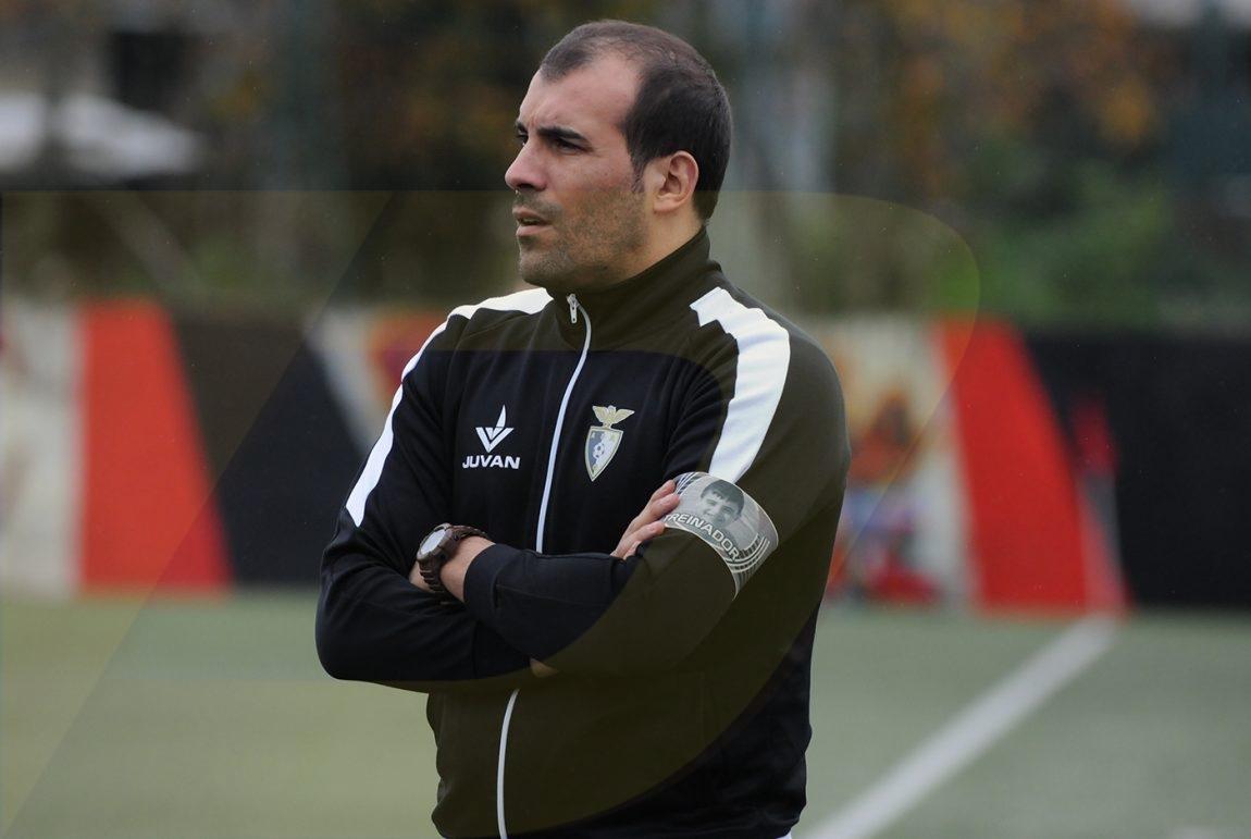 Miguel Veiga já não é treinador do Águias da Graça