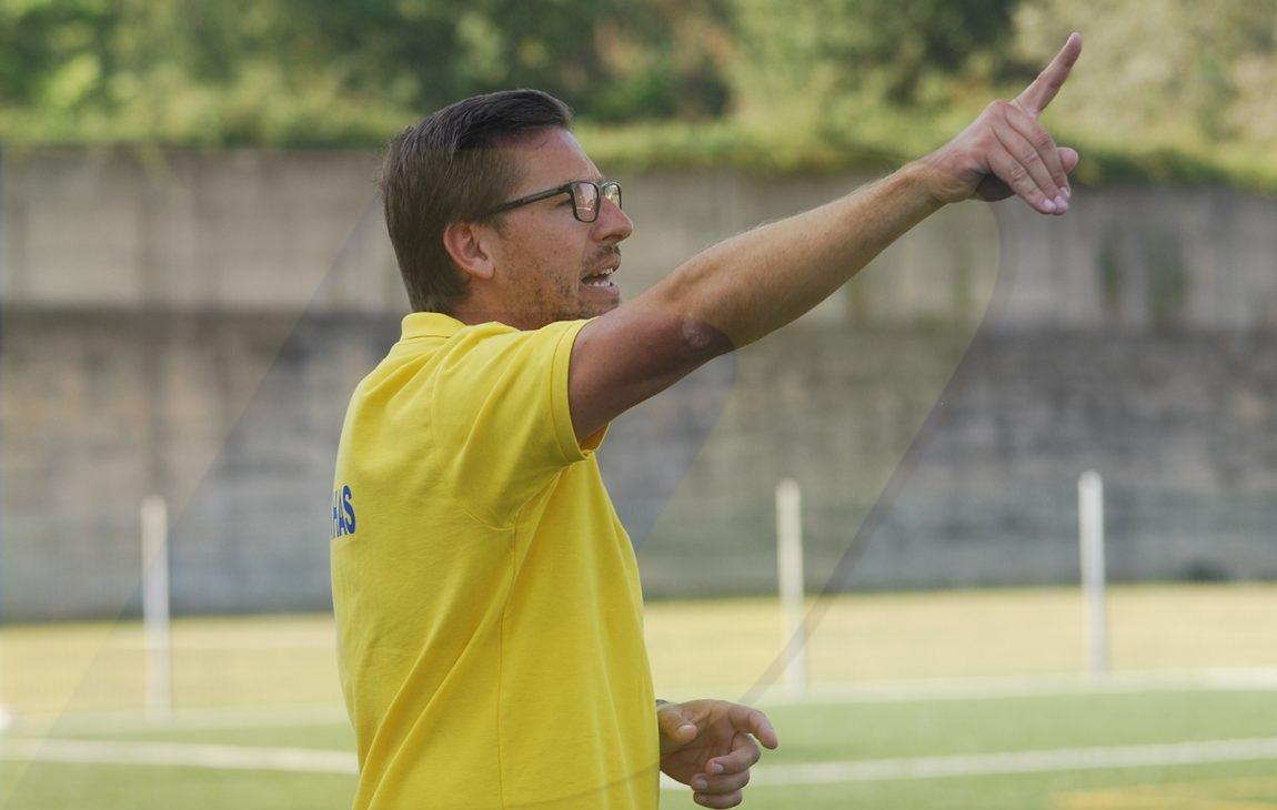 Rui Vasquinho é novo treinador do Cabreiros