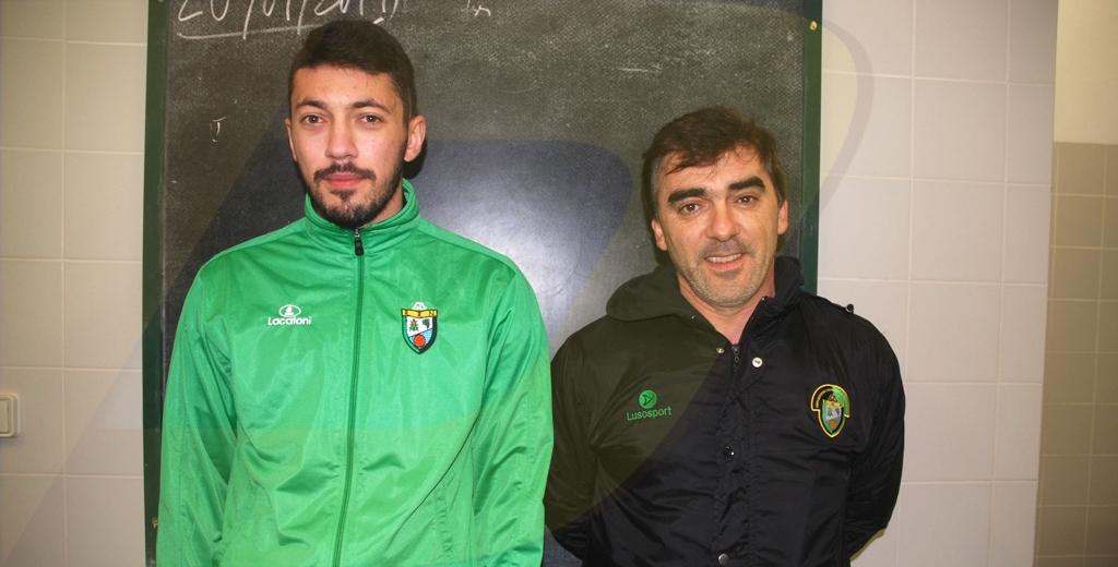 Carlinhos é o novo treinador dos juniores do Ribeira do Neiva