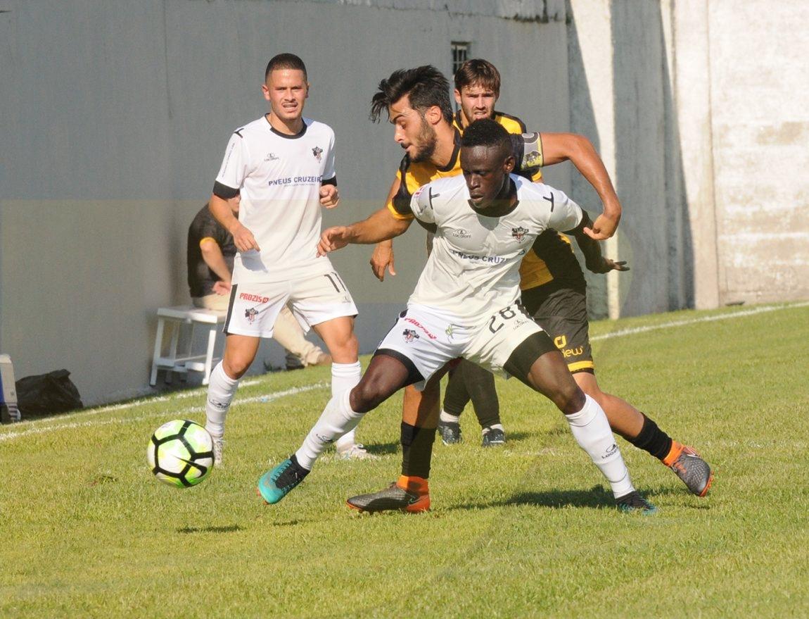 Marna presta provas nos sub-23 do Braga