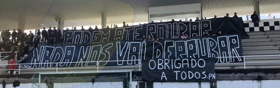 Artigos roubados ao GD Porto d'Ave encontrados em Garfe