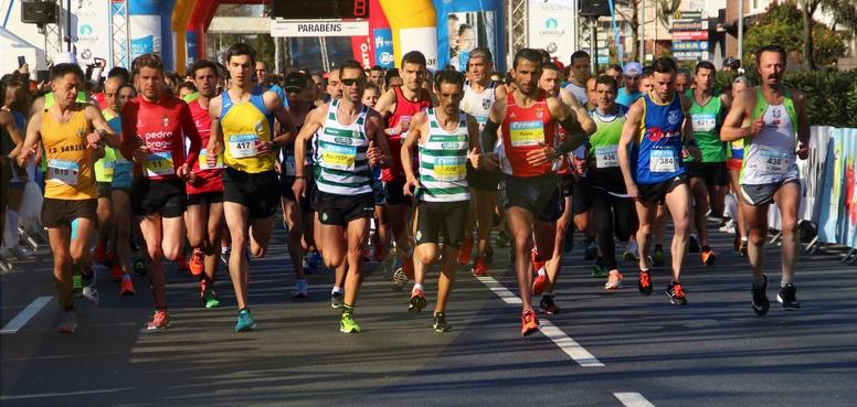 Meia maratona de Braga no dia 24 de Março
