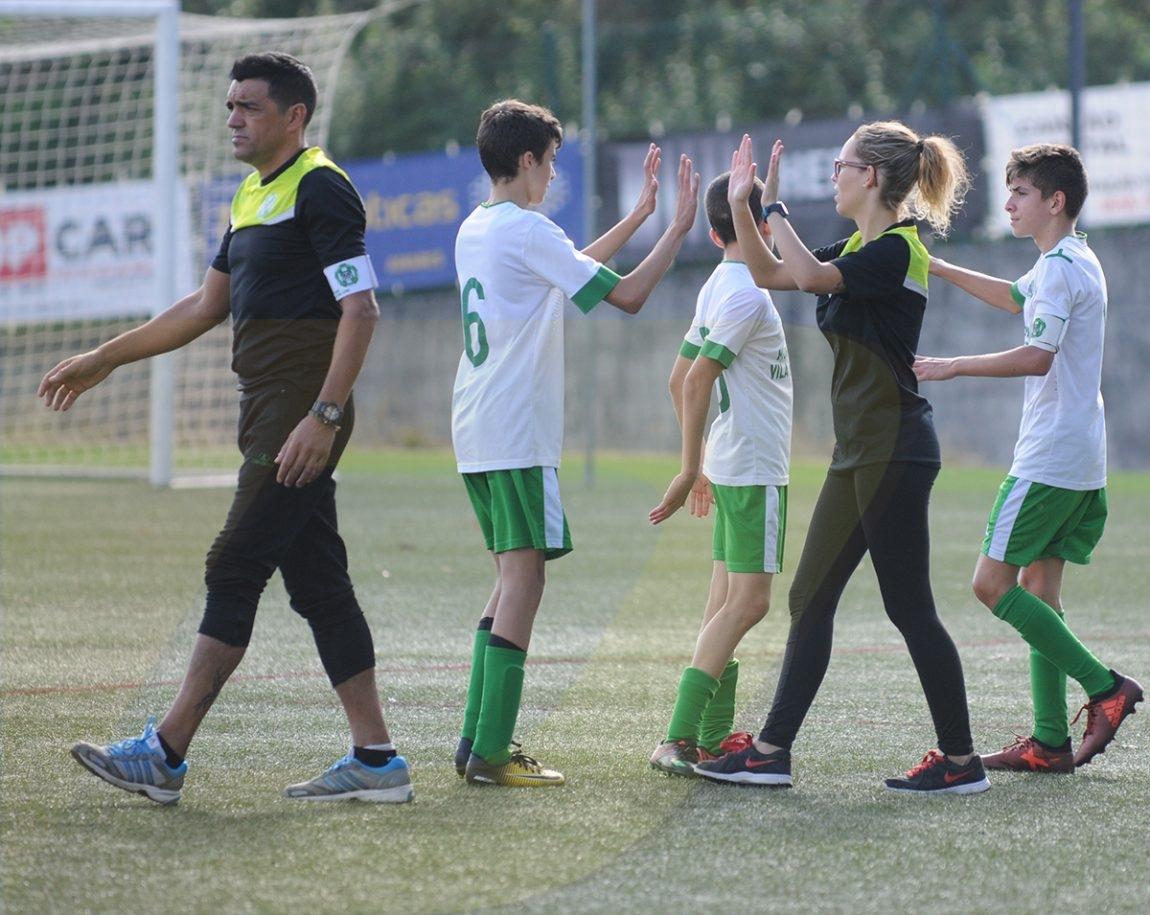 Formação. Ribeira recebe o líder Porto d´ Ave