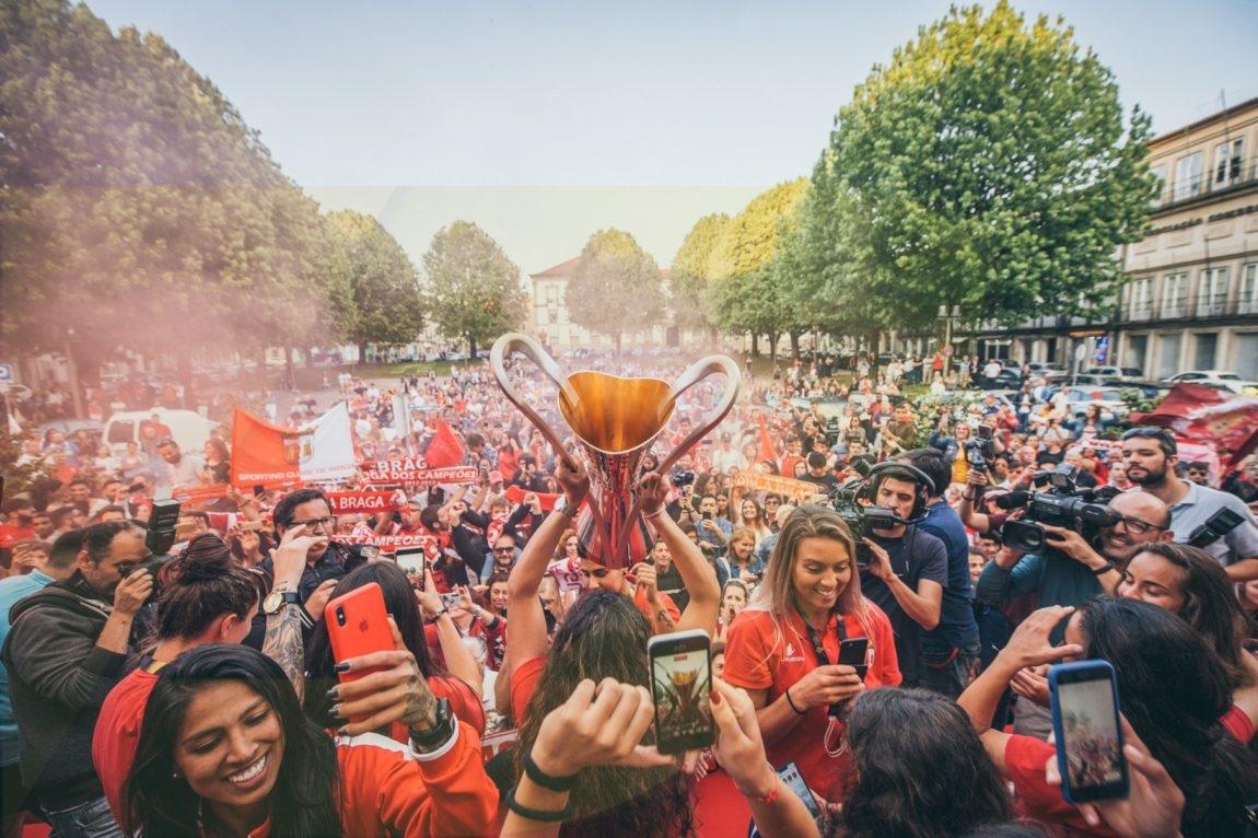 Liga Feminina. Campeãs visitam Vilaverdense