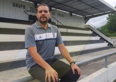 Nuno Oliveira deixa coordenação da formação do GD Prado