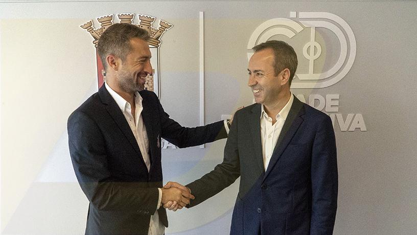 Miguel Santos renova com o SC Braga até 2020/21