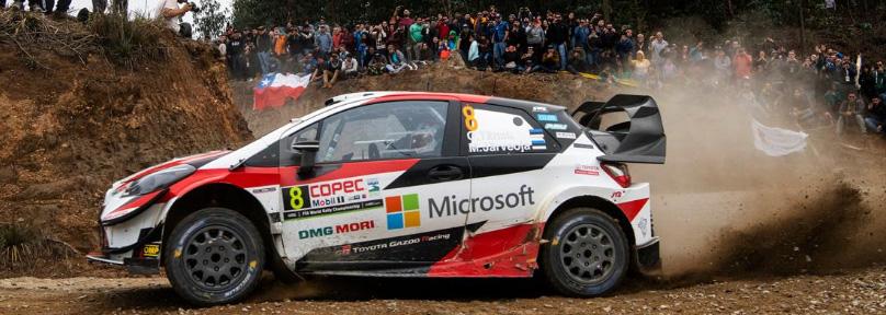 Vodafone Rally de Portugal na estrada a partir de amanhã