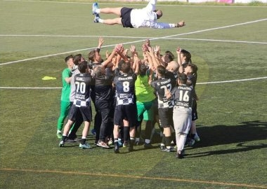 Formação. Porto d´ Ave é o novo campeão na I Divisão, Série B