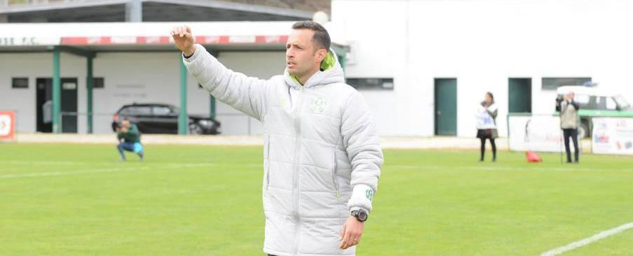 António Barbosa é o novo treinador dos sub-23 do Famalicão