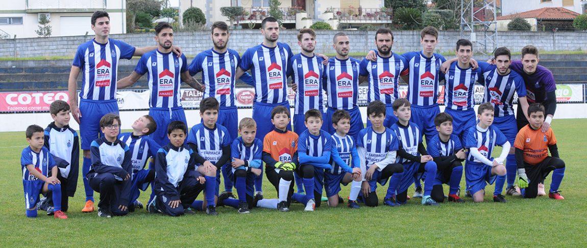 FC Amares foi a equipa mais disciplinada