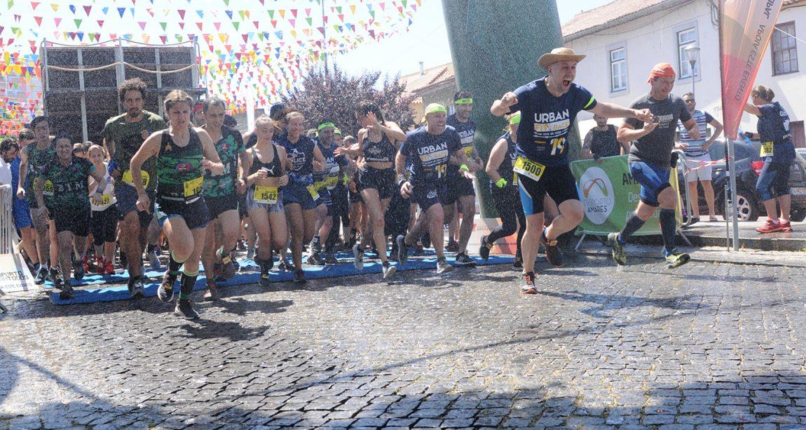 Mais de mil atletas no Urban Fit em Amares