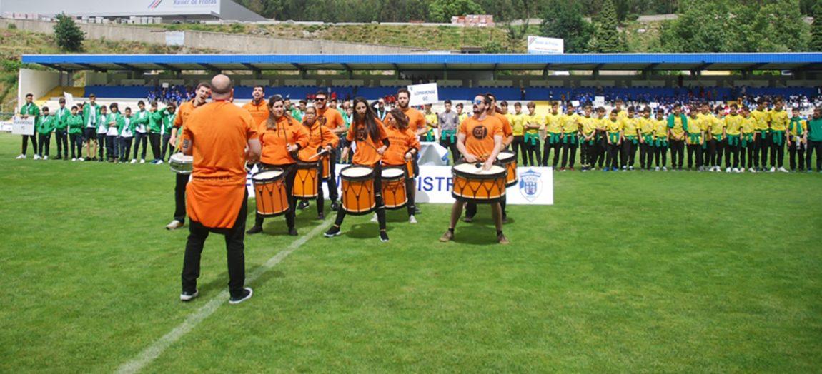 Vale do Homem com sete equipas na Festa do Futebol