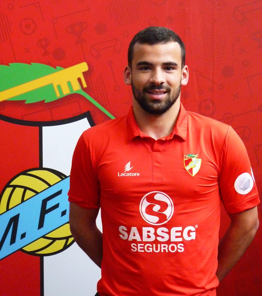 João Ribeiro no Vieira SC
