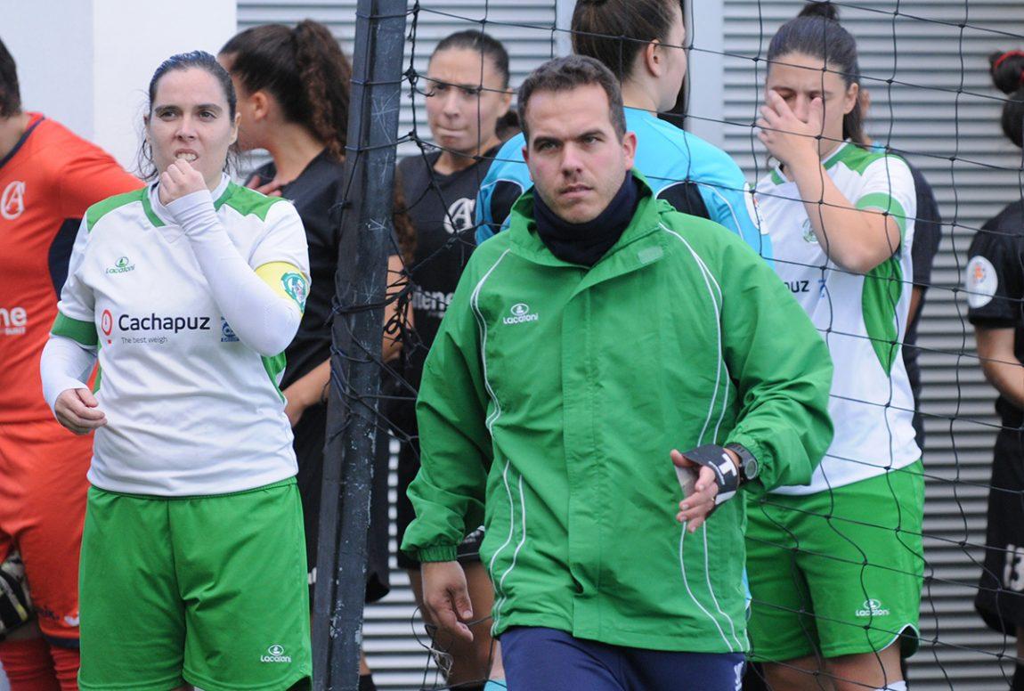 Pedro Gomes deixa equipa feminina do Vilaverdense