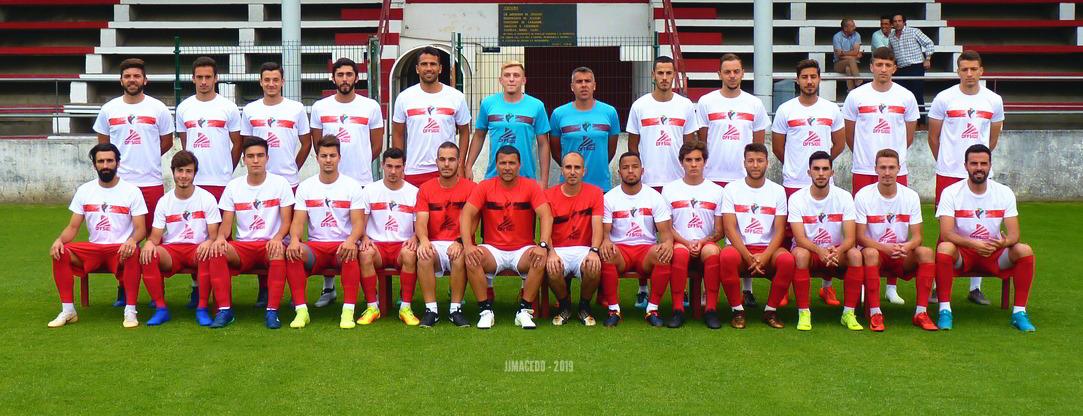 Merelinense arrancou com 19 jogadores