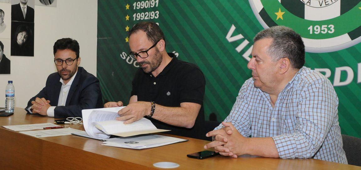 Vilaverdense reúne em Assembleia-Geral