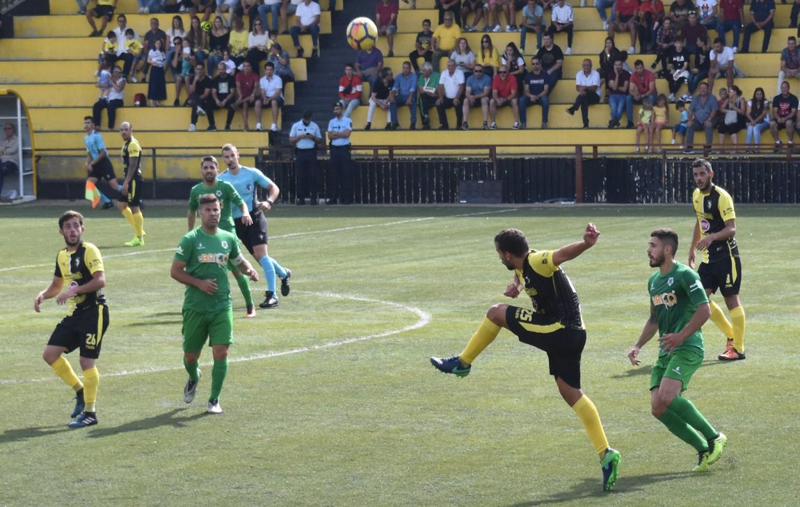 Vieira punido com derrota no jogo com o Vilaverdense