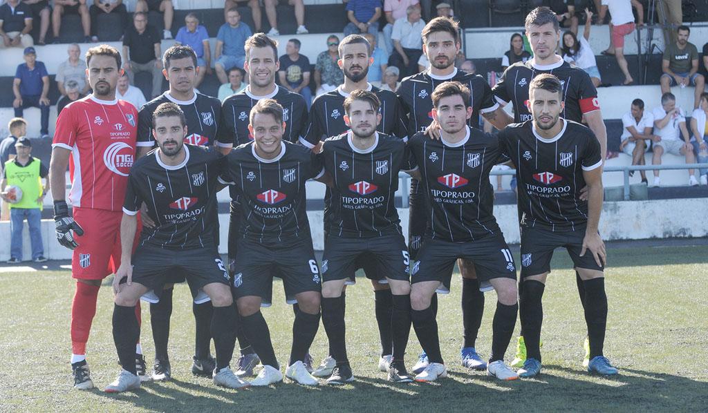 """GD Prado """"repescado"""" joga em Coimbrões na Taça de Portugal"""